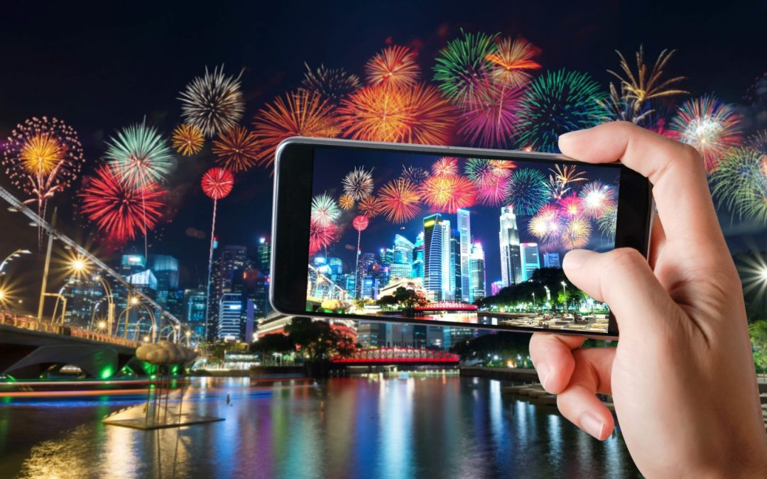 5 Tips for Great iPhone Photos of Fireworks